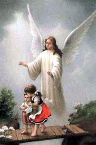 dia de los angeles custodios
